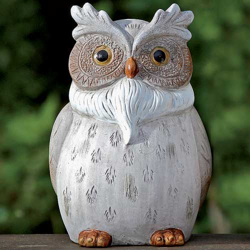 steinfigur eule freie wahl eulen dekofigur owl kauz gartenfigur dekoeulen deko ebay. Black Bedroom Furniture Sets. Home Design Ideas