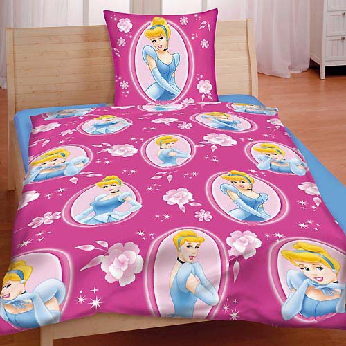 disneys princess bettw sche bettgarnitur 135 200 disney. Black Bedroom Furniture Sets. Home Design Ideas
