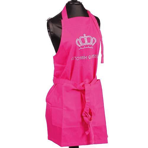 kitchen queen pink kochsch rze k chensch rze bedruckte. Black Bedroom Furniture Sets. Home Design Ideas