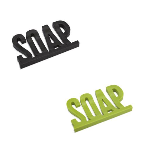 umbra seifenablage seifenschale soap dish gr n seifenspender bad accessoires ebay. Black Bedroom Furniture Sets. Home Design Ideas