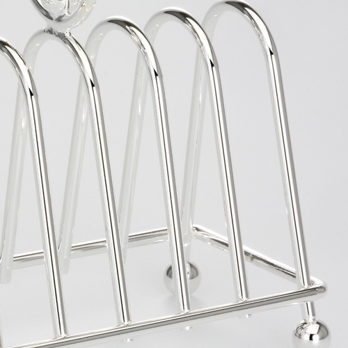toast st nder f r 6 st ck silber 13cm entdecken sie die welt der geschenke. Black Bedroom Furniture Sets. Home Design Ideas